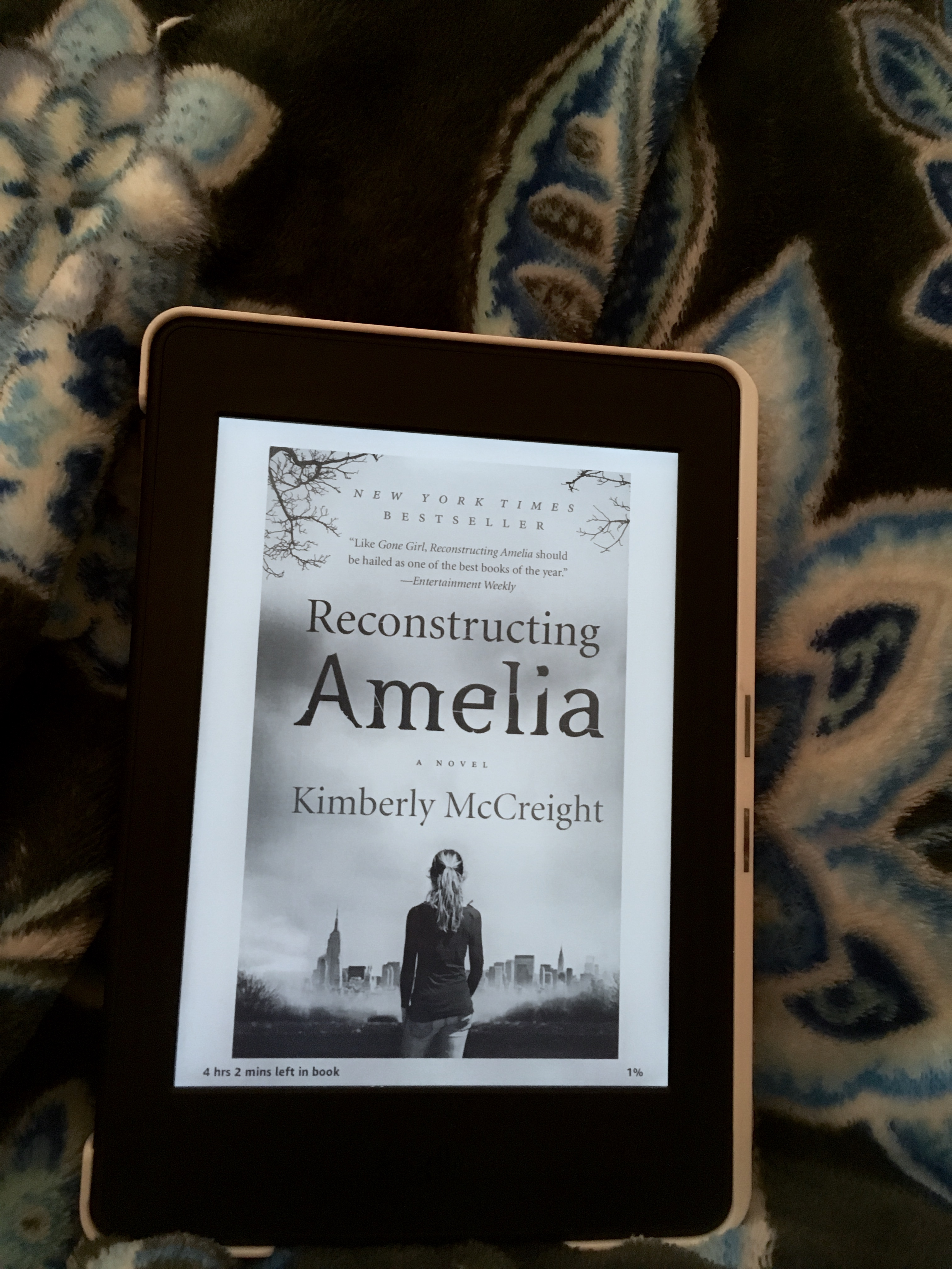 RECONSTRUCTING AMELIA - Kirkus Reviews