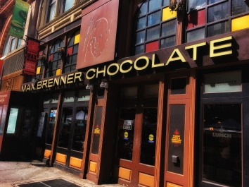 Max Brenner Chocolate Bar & Restaurant