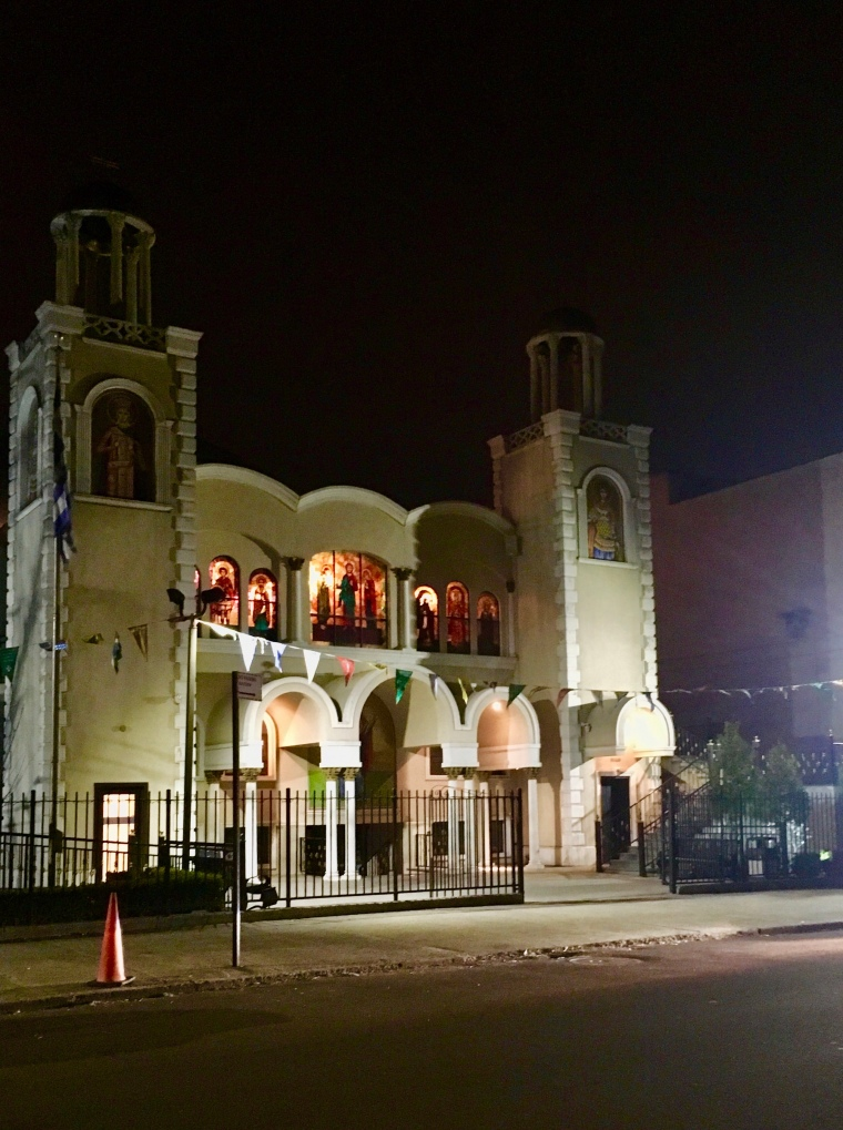 Greek Church in Astoria, Queens