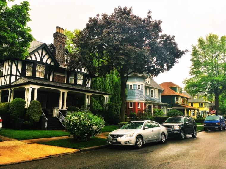 Ditmas Park homes