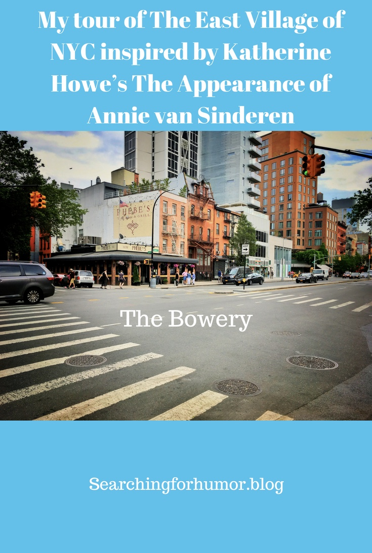 Book Tour Inspired by Katherine Howe's The Appearance of Anne van Sinderen